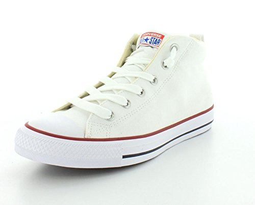 Converse Chuck Taylor All Star Via Sneaker White/Natura