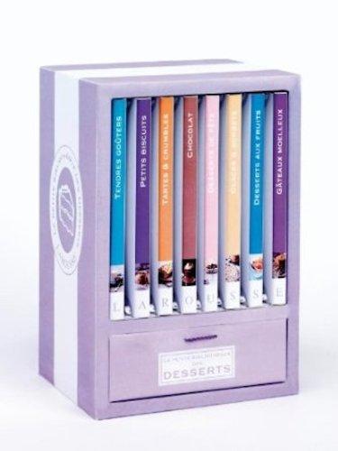 La petite bibliothèque des desserts par Collectif
