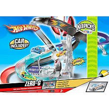 Hot Wheels Drop Force Vehicle Race Track Playset
