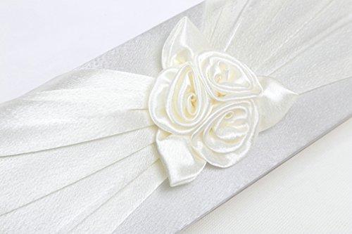 Elezay , Damen Tote-Tasche Weiß