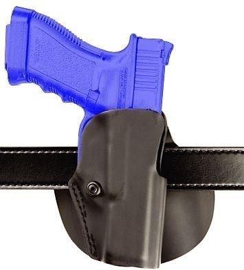 Safariland 5188 Paddle Holster For Pistols - Stx Plain Black,