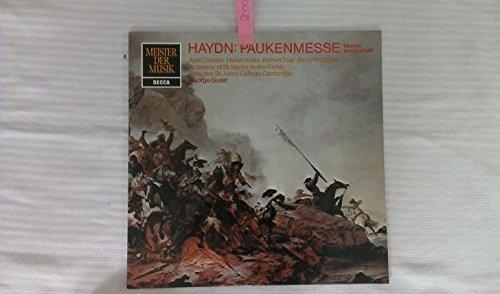 Haydn: Paukenmesse (Missa in tempore belli).