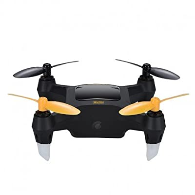 ONAGOfly 1 Plus Drone - GPS Navigation, Auto-Follow, App Control, 15MP Sony Camera, 1080p Video, 360-Degree Pictures (Black)