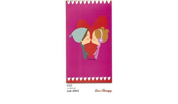 Bassetti Telo Mare in spugna LOVE THERAPY KISS