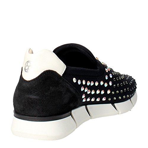 F1330 Slip Mulheres Sapatos Florens Negras on AC6Cp