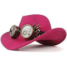 Amazon.es  sombreros vaqueros - Rosa 9ba8a204544