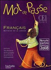 Français CE1 : Programmes 2008