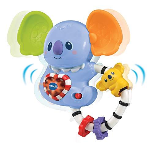 VTech- Sonajero Kiko el Koala bebé Cuna, Color...