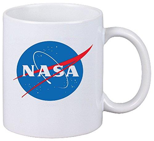 Reifen-Markt Kaffeetasse Motiv Nr. 3790 Nasa Iss Space Shuttle Raumfahrt Usa Universe Keramik Höhe...