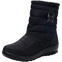 Amazon.es  botas descanso nieve mujer 32c8521f545