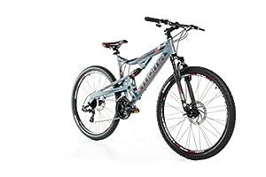 Moma Bikes Equinox Trekkingrad, Grau, L-XL