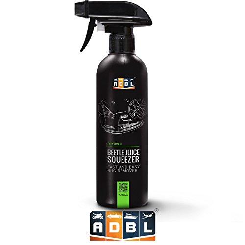ADBL Bug Remover 500 ml Insektenentferner Vogelkotentferner Entferner Reiniger