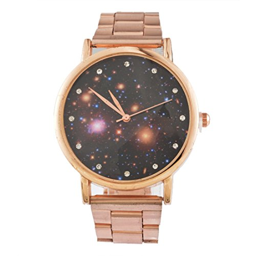 souarts-rose-gold-color-steel-band-meteor-pattern-rhinestone-dial-quartz-analog-wrist-watch-25cm
