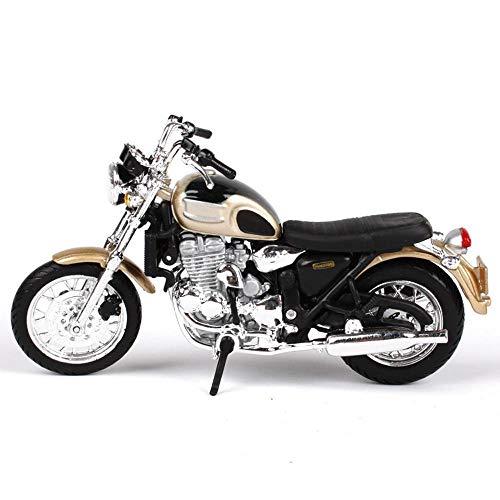 Penao Modello Moto Triumph Simulazione Lega, Ornamenti di Modello di Auto, proporzione 01:18
