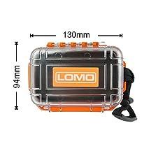 Lomo Drybox 17 caja estanca 2