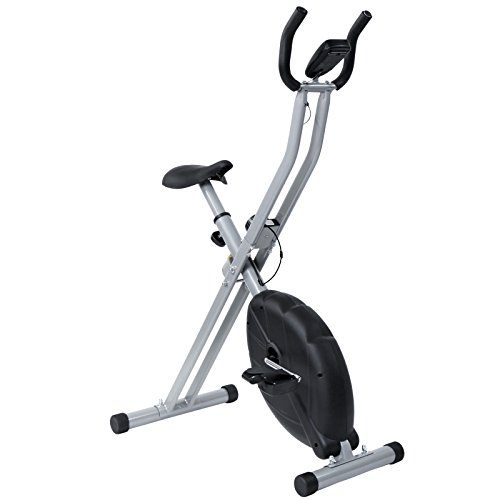 Physionics Cyclette Per Fitness Con 4 Funzioni Disply