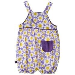 Ej Sikke Lej - Pantalón para bebé, talla 80 - talla alemana, color morado (bougainvillea)