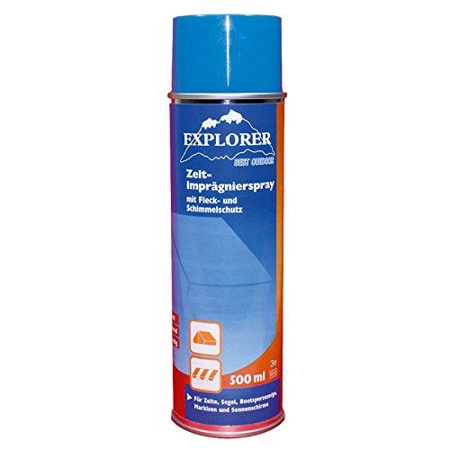 Explorer Imprägnierspray Zeltimprägnierspray, 500 ml,… | 04011739080320