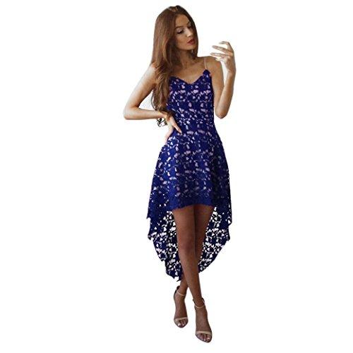 Jamicy -  Vestito  - linea ad a - Donna Blue