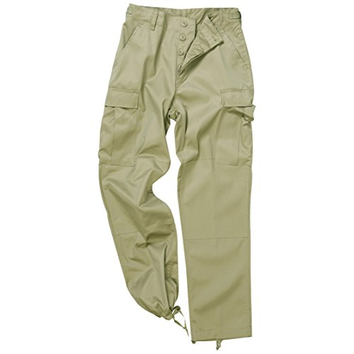 ranger-us-army-cargo-combat-work-wear-mens-trousers-casual-pants-khaki