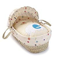 ABC Palm Moses Basket