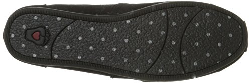 Bobs De Skechers Peluche Peace And Love Flat Black