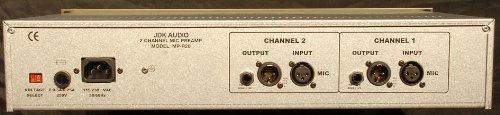 Dispositivi analogici JDK Audio R20–Preamplificatore Micro Transistor Pro