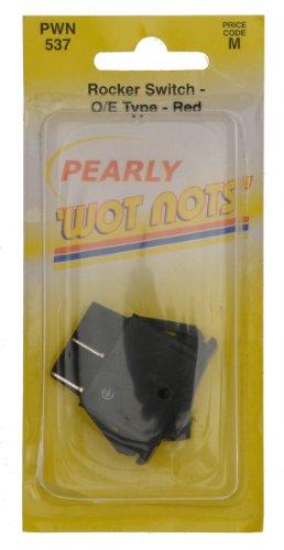 Pearl pwn53712V 20A interruttore a bilanciere illuminato