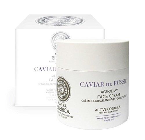 Natura Siberica Crema Facial Anti-Age Caviar de Rusia - 50 ml