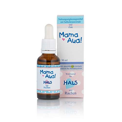 Mama Aua! Hals-10 ml (10 ML)