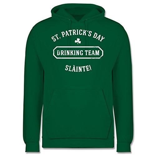 Festival - St. Patrick's Day Drinking Team Sláinte - M - Grün - JH001 - Herren (Day Partys St Patricks)