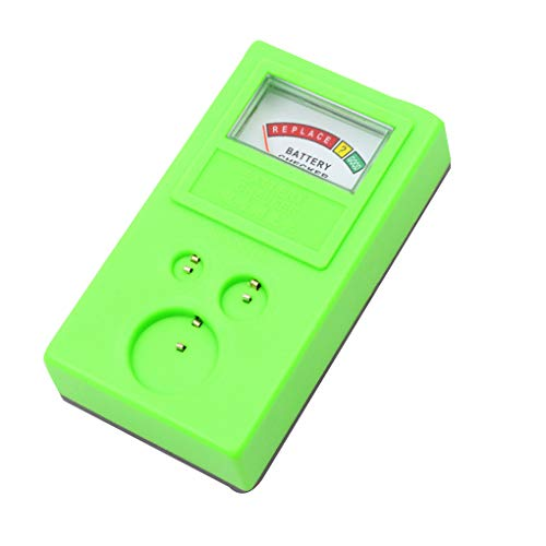Uzinb 1.55V 3V Knopfzelle Checker Uhr Werkzeuge Uhrbatterien Mess Tester Reparieren