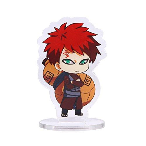 Gaara Kostüm Shippuden - Coaste Antilane Naruto Shippuuden Standing Figur Actionfigur Desk Stand Miniature (Gaara)