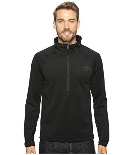 The North Face Men's Borod Quarter Zip - TNF Black - XL (Zip Quarter North Face)