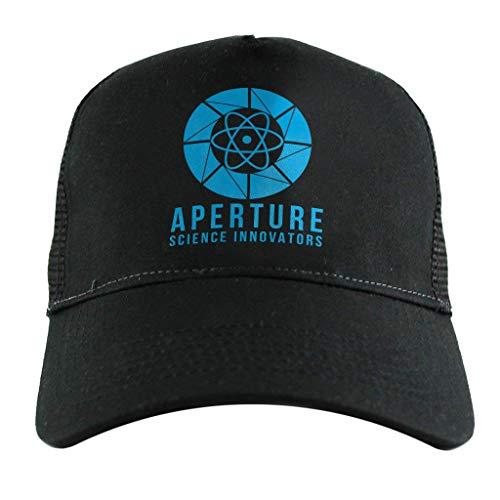 (Cloud City 7 Portal Aperture Science Innovators, Trucker Cap)
