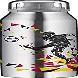 alfi IsolierTrinkflasche ISOBOTTLE ´Soccer´, 0, 5 Liter