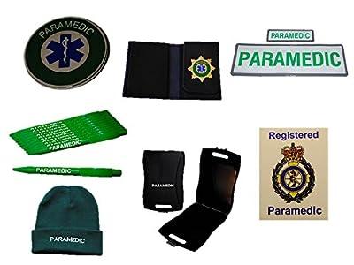 Registered Ambulance Paramedic Bundle