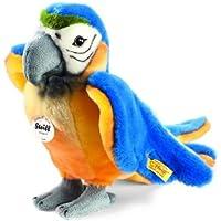 """WAS-10967 Kinderzimmer Wandtattoo /""""Bunter Papagei/'/' Vogel Deko Sticker"""