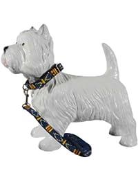 Pfiff Hundehalsband inklusive Leine, rot