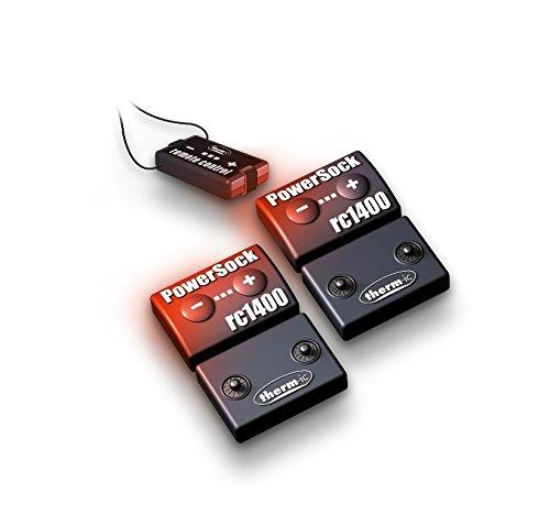 Therm-ic 01 2200 044 Smart Pack IC 1200 - Batería de recambio, color negro, rojo y plateado