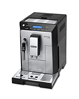 DeLonghi ECAM44.620.S ECAM 44.620.S Bean to Cup, Stainless Steel, 1450 W, 2 liters, Black, Silver (B00I6E79XS) | Amazon Products