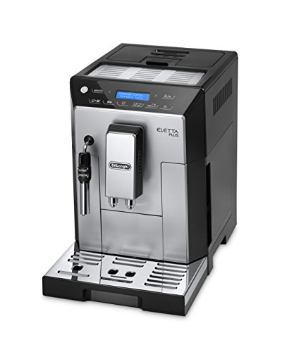 A photograph of De'Longhi Eletta Plus
