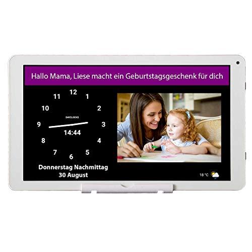 Calendario Digitale Per Anziani.Tablet Per Anziani Migliore Piu Venduto Collezione 2019
