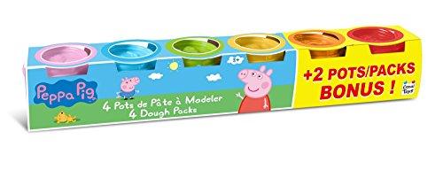 canal-toys-ct01219-pate-a-modeler-peppa-pig-4-pots-de-pate-a-modeler-2-bonus