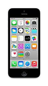 Apple iPhone 5c White 8GB (UK Version) SIM-Free Smartphone