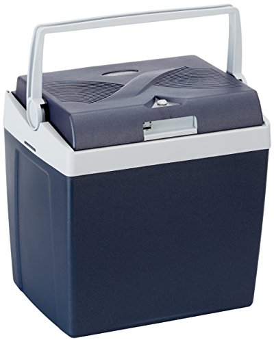 Price comparison product image AmazonBasics Thermoelectric Cooler - 26 Liter Hot/Cold, 230V AC/12V DC