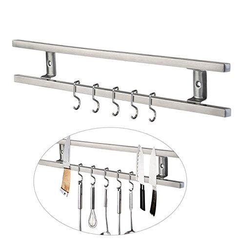 Support aimanté magnétique pour couteaux et outils de cuisine Open Buy