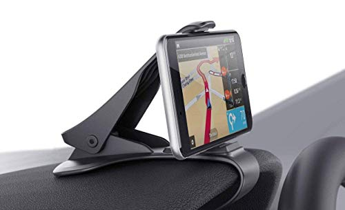 Supporto per Auto, M.way Supporto HUD Base con Supporto per Cellulare per Telefoni con Schermo da 3.0' a 6.5' Compatibile iPhone 6/7/8 Plus / iPad Pro Andriod Samsung Galaxy S7 HuaWei XiaoM