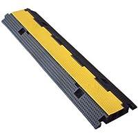 Adosa - Protector de cables de caucho de doble via