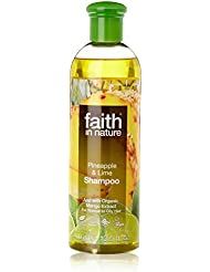 Faith in Nature Ananas/Citron Shampooing